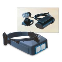 Visor Light for Optivisor Magnifier- 10-in. Cord