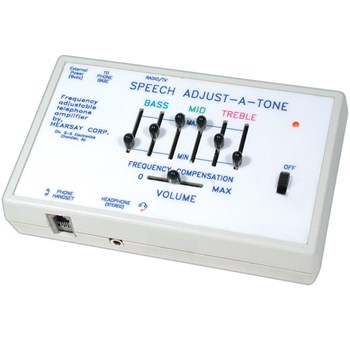 Speech Adjust-A-Tone HGA-TP- Basic