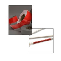 Red Reflective Tape Roll for Ambutech Canes - 50 Yards x 2 Inches