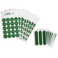 Labels for Reizen Talking Label Identifier - Set C