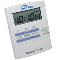 Tel-Timer - Talking Countdown Timer