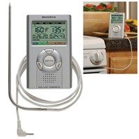 Voice Alert Talking Digital Thermometer with Probe