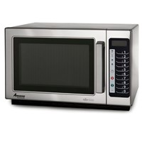 Picture of Amana Commercial Microwave Oven- Braille
