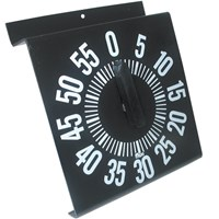 Picture of Ergonomic Long Ring Low Vision Timer - Black Dial