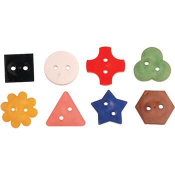 Identi-Buttons Clothing Identifiers