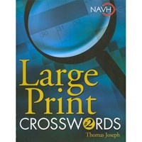 Picture of Large Print Crosswords No. 2