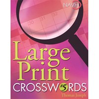 Picture of Large Print Crosswords No. 5