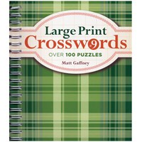 Large Print Crosswords No. 9