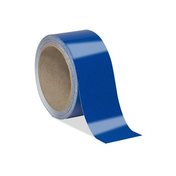 Low Vision Reflective Tape- Blue