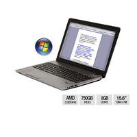 Notebook Computer and Screen Reader Software-15.6-in - 750GB