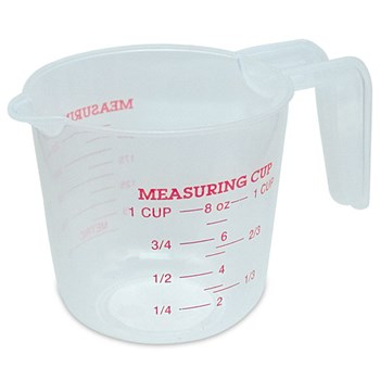 One-Cup Measuring Cup