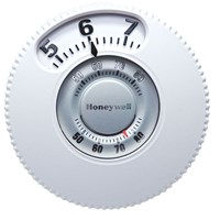 The Round Easy-To-See Thermostat