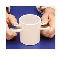 Thumbs-Up Arthritis Cup without Lid