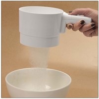 Battery Operated Flour Sifter