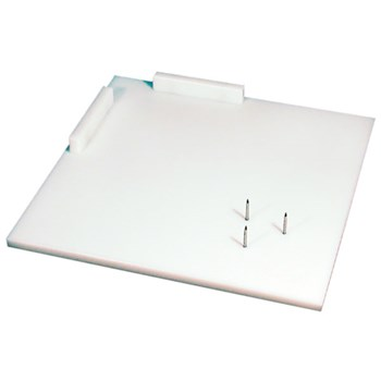 Multi-Purpose Cutting Board- White