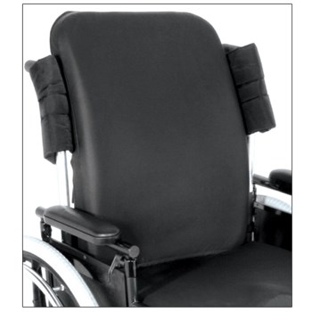 Back Cushion for Wheelchairs - 19-in. x 21-in.