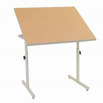 Wheelchair Accessible Table-Adjustable Height-Tilt
