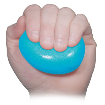 Therapy Putty 4 Oz - Firm -Blue