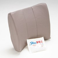 Softeze Memory Foam Lumbar Cushion with Gel Pack