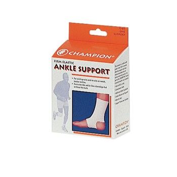 Ankle Support, Size Small Firm
