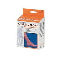 Ankle Support, Size X-Large Sheer