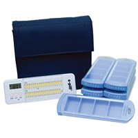 Picture of 7 Day Medication Organizer System with Multi-Alarm
