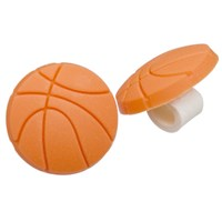 Tube Rider for BTE Hearing Aids and Cochlear Implants- Basketball