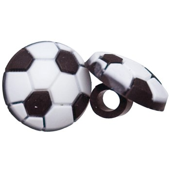 Tube Rider for BTE Hearing Aids and Cochlear Implants- Soccer Ball
