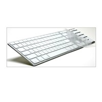 Apple-Mac Keyboard Cover - Clear