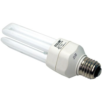 Full Spectrum Spiral Compact Fluorescent Lamp-20w