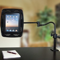 LEVO eBook, iPad and Tablet PC Clamp-On Stand