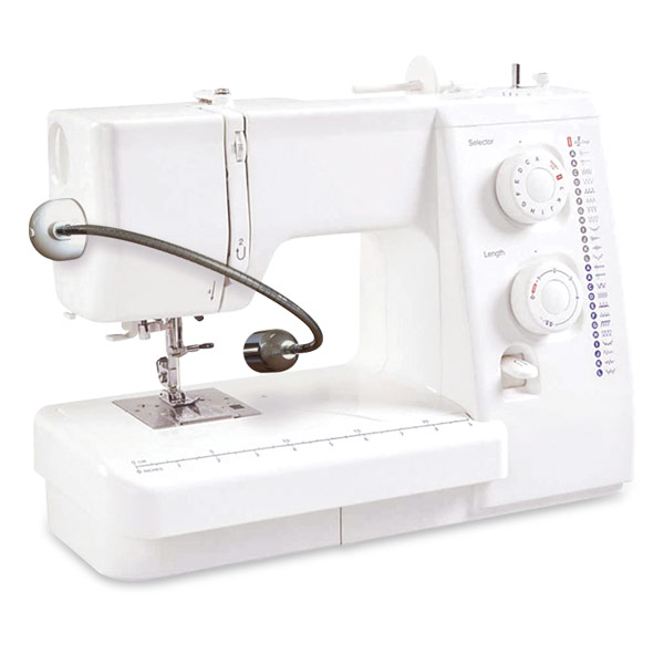 MaxiAids | Naturalight StarMag Sewing Machine Lamp with ...