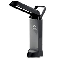 OttLite Folding Task Lamp- Black
