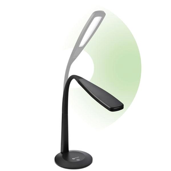 Ottlite Natural Daylight Led Flex Lamp Black