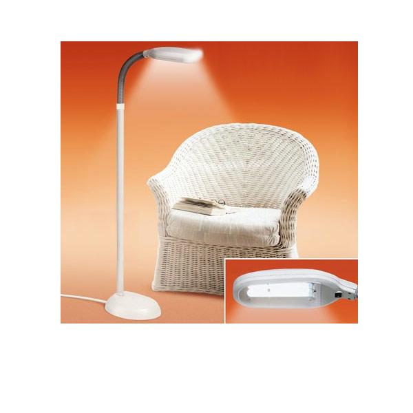 Low Vision Floor Lamps: ... Sunlight Low Vision Floor Lamp - White,Lighting