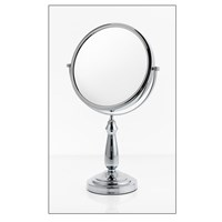 Danielle 10x-1x Large Column Stem Vanity Mirror