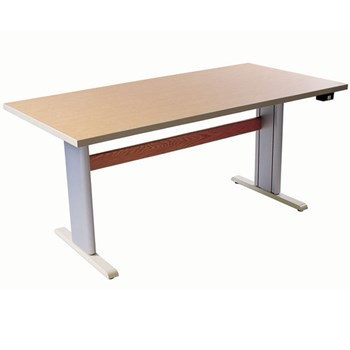 Accessible Activity-PC Table-Power Adjust-DS - 60 inches long