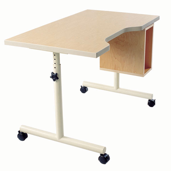Accessible Desk   Adjustable Height ...