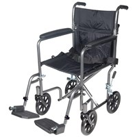 Drive Lightweight Transport Chair- 19-in. Seat