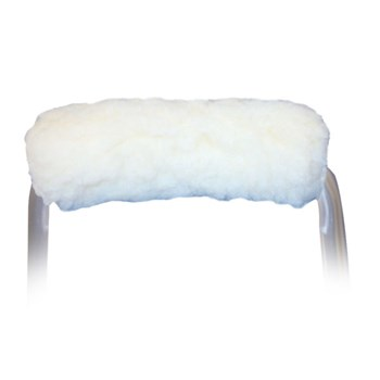 Shearling Walker Grip Covers - One Pair
