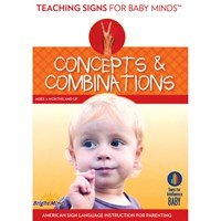 Concepts and Combinations For Your Baby DVD Training Video