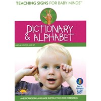 Dictionary and Alphabet For Your Baby DVD Training Video