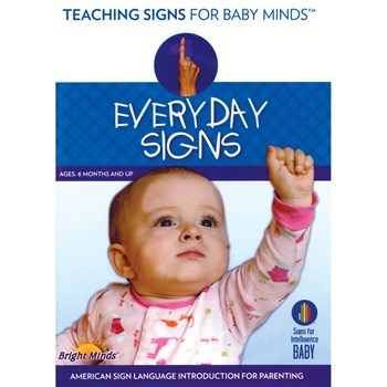 Everyday Signs For Your Baby DVD Training Video