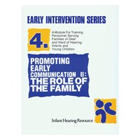 Handbook, Video - Early Intervention Series - Module 4