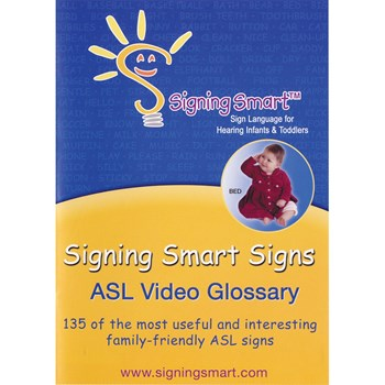 Signing Smart Signs- ASL Video Glossary -DVD