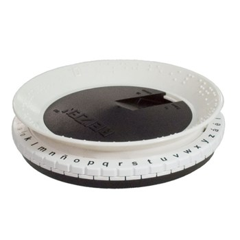 Reizen Braille Labeler Replacement Dial- Spanish