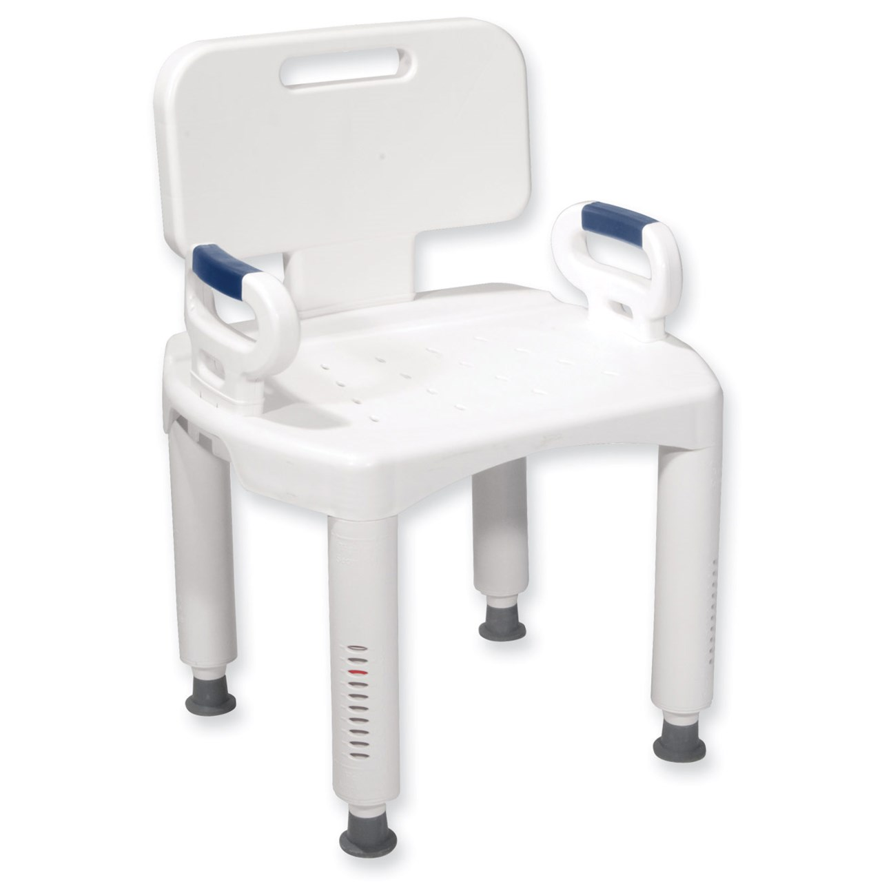 MaxiAids | Bath Bench with Back and Arms