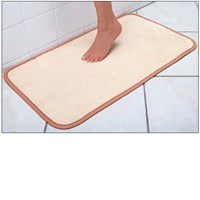 Microfiber Bath Mat - 17.5 x 31.5 in