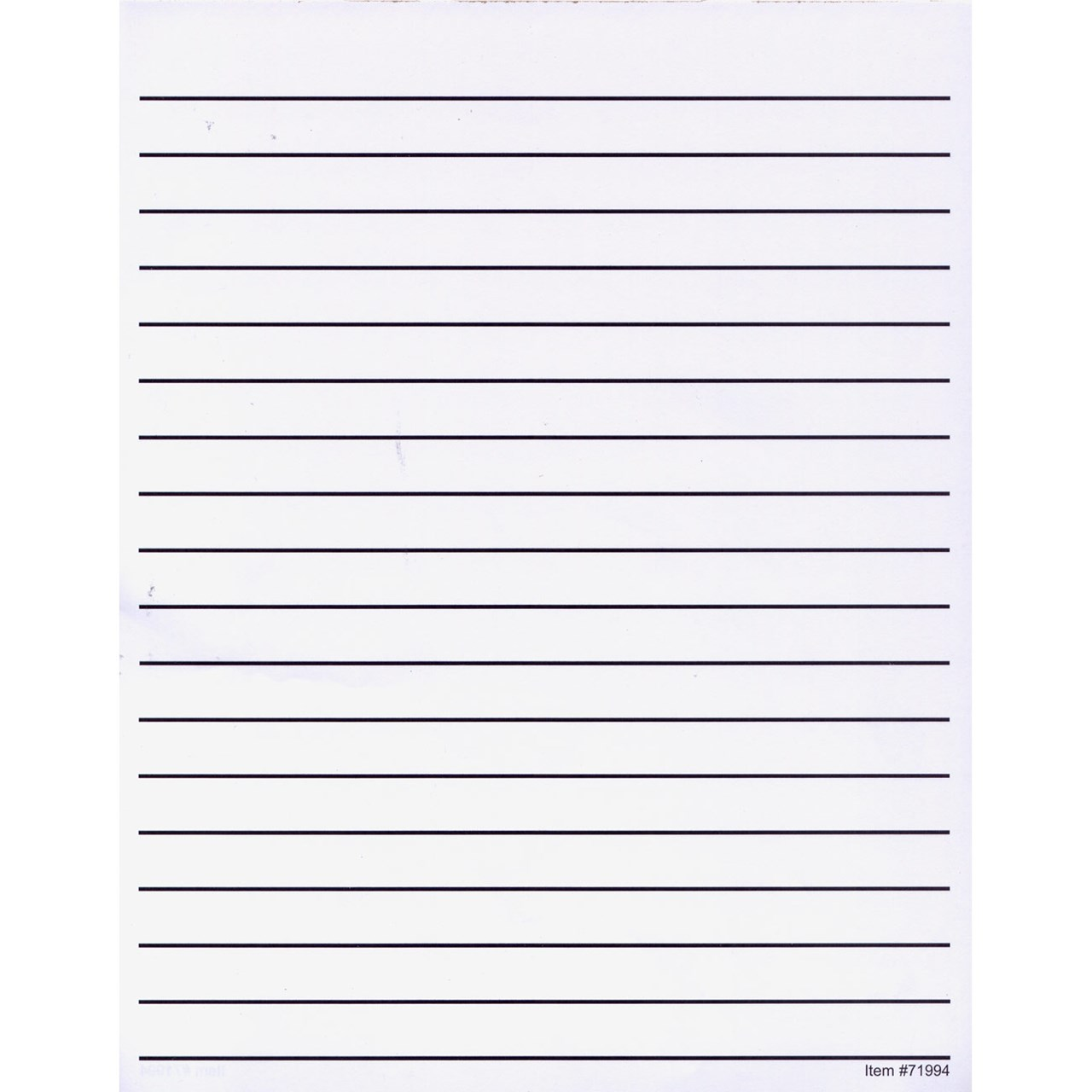 Delightful Thick Line Paper Idea Paper Lined
