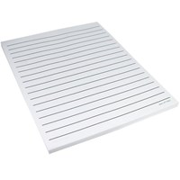 Thick Line Paper -5 pads
